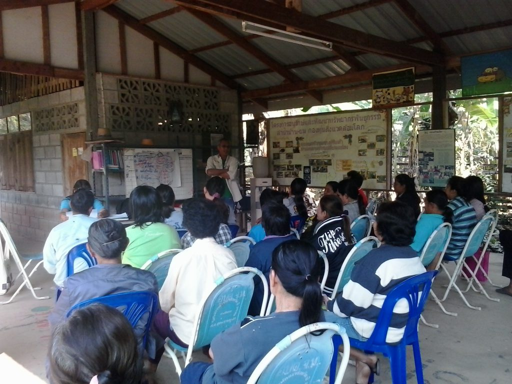 Community consultation on risks and vulnerability identification
